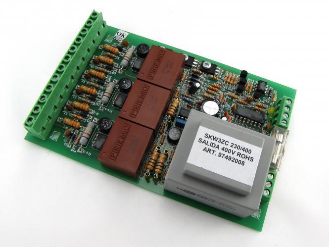 SKW3 ZC 230/400 outp 400V RoHS
